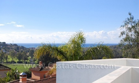 Exclusive modern villa for sale in the area of Marbella – Benahavis 24