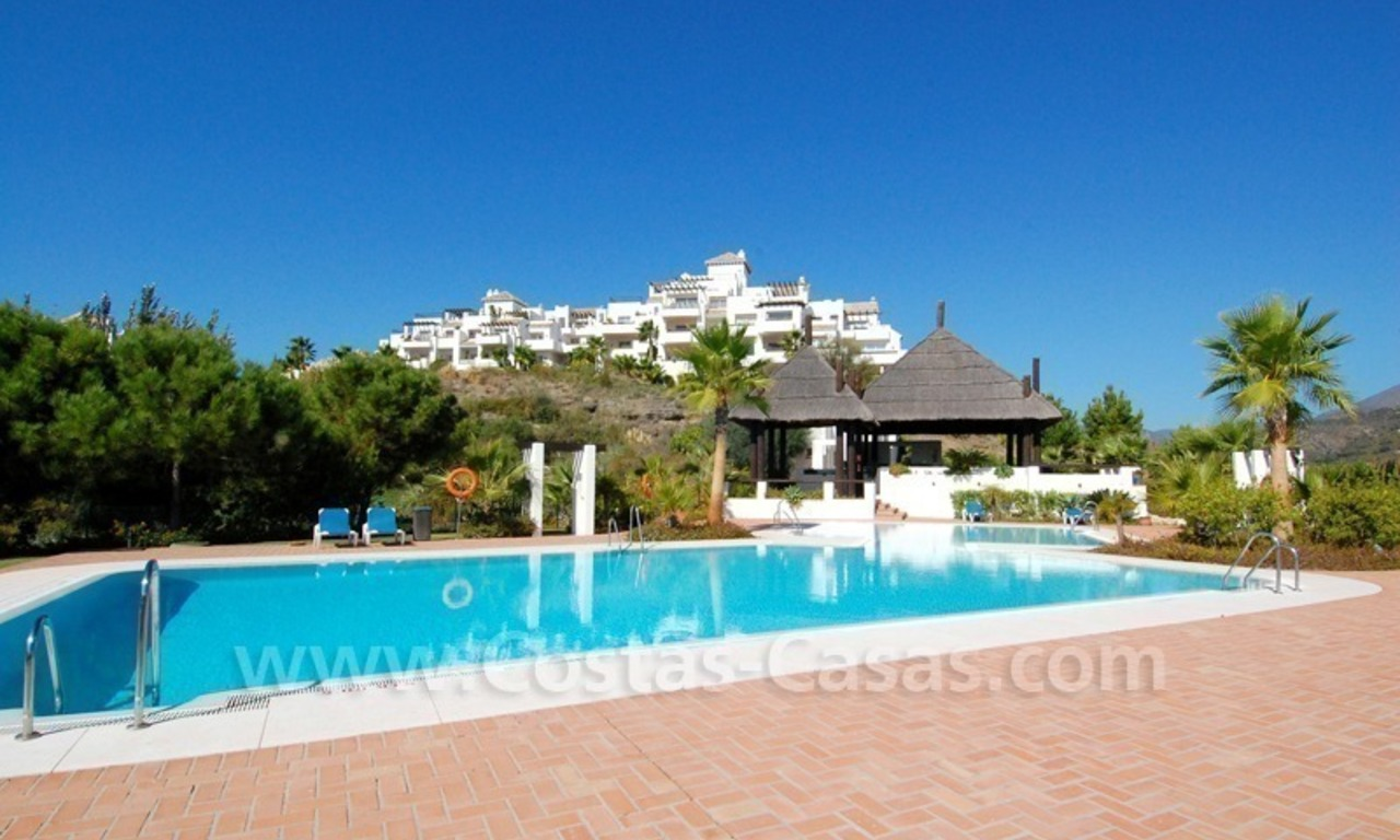 Mediterranean styled apartments for sale in Benahavis – Marbella - Estepona 1