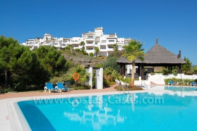 Mediterranean styled apartments for sale in Benahavis – Marbella - Estepona