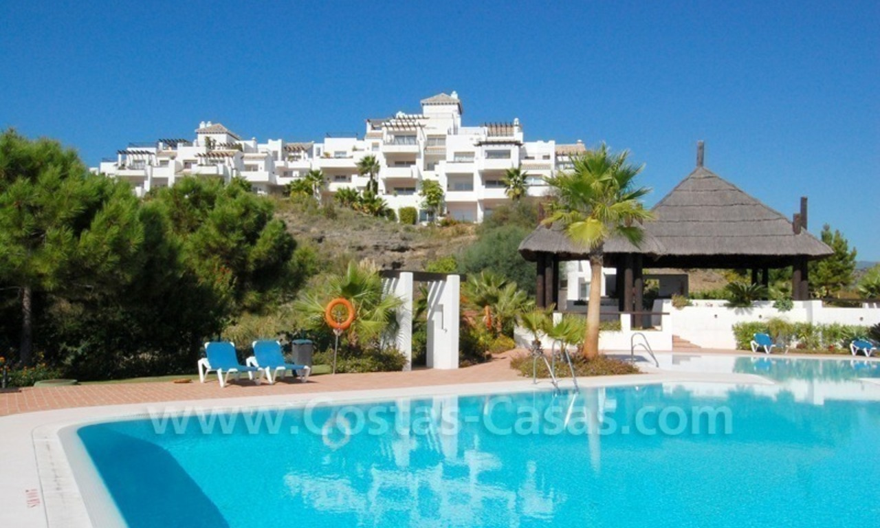 Mediterranean styled apartments for sale in Benahavis – Marbella - Estepona 0