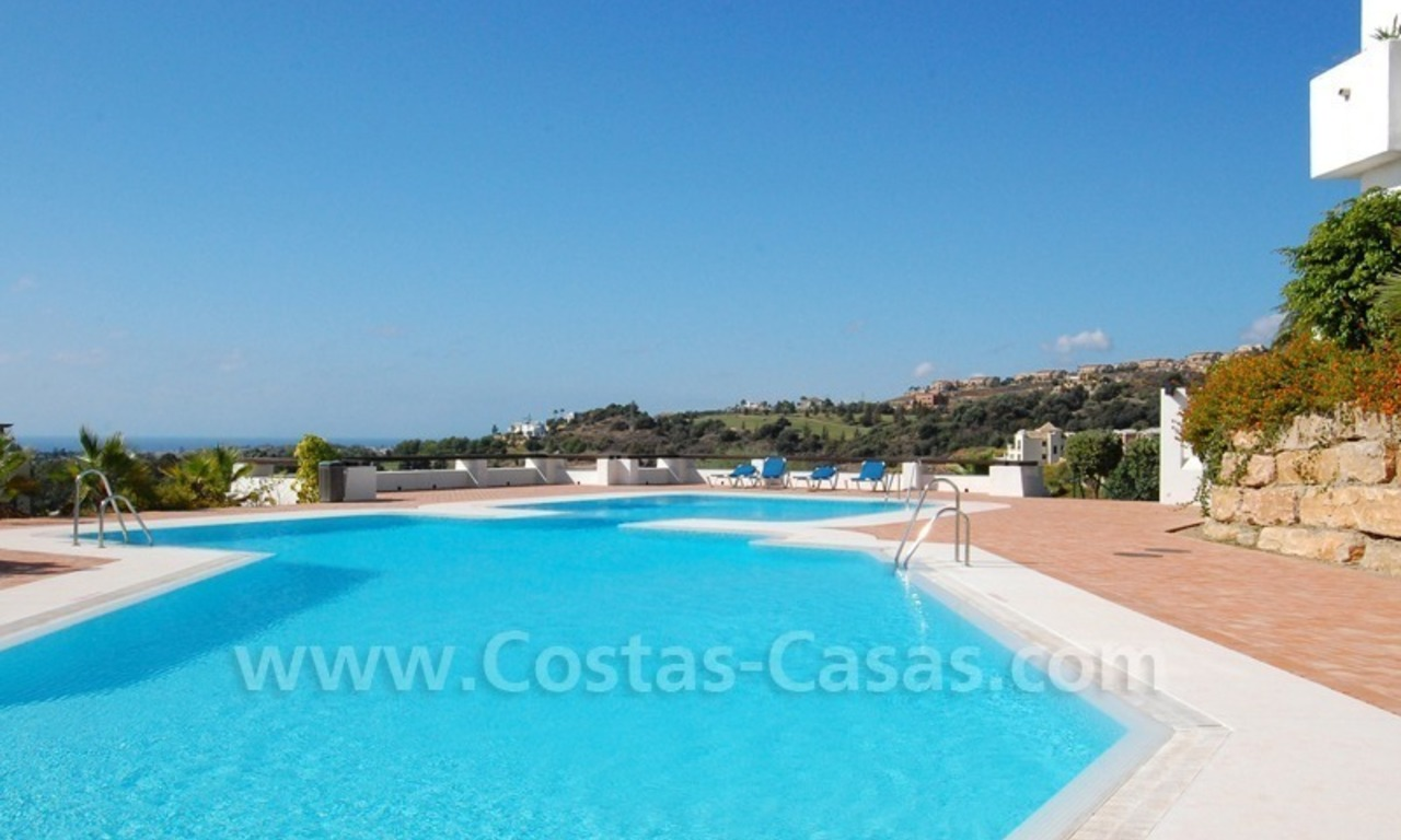 Mediterranean styled apartments for sale in Benahavis – Marbella - Estepona 3