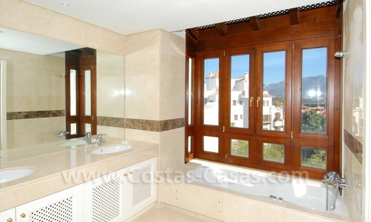 Mediterranean styled apartments for sale in Benahavis – Marbella - Estepona 22