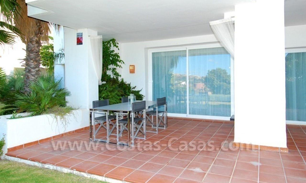 Mediterranean styled apartments for sale in Benahavis – Marbella - Estepona 15