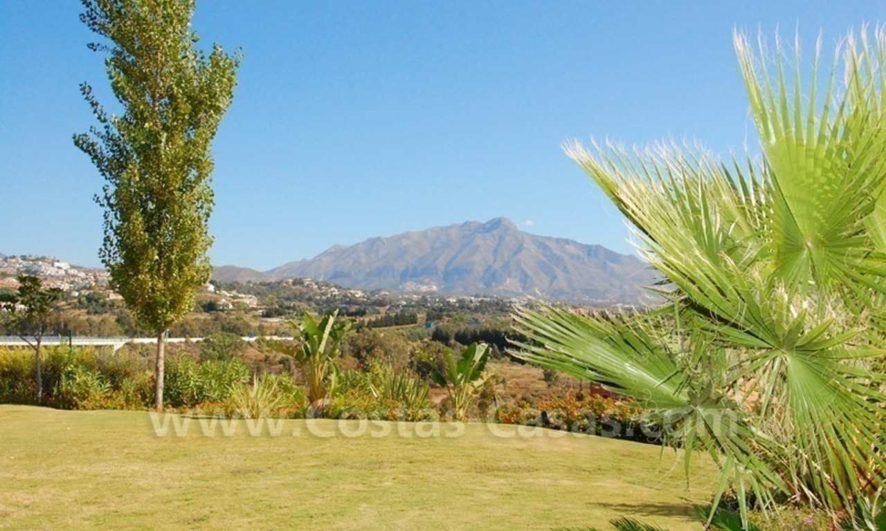 Mediterranean styled apartments for sale in Benahavis – Marbella - Estepona 9