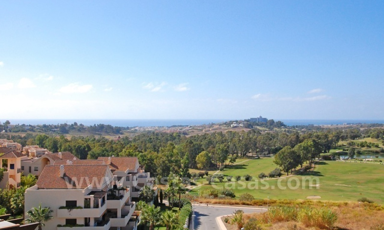 Mediterranean styled apartments for sale in Benahavis – Marbella - Estepona 11