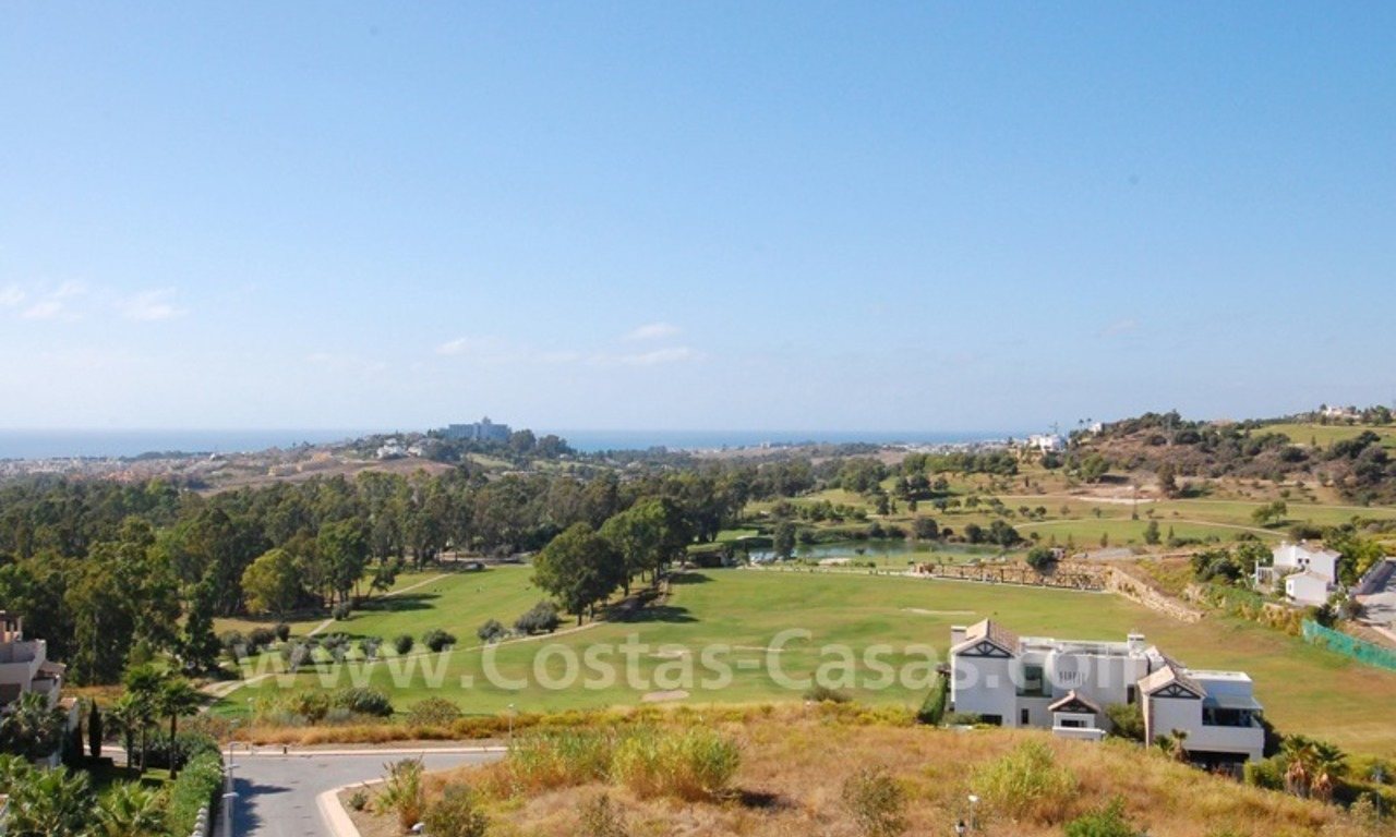 Mediterranean styled apartments for sale in Benahavis – Marbella - Estepona 12