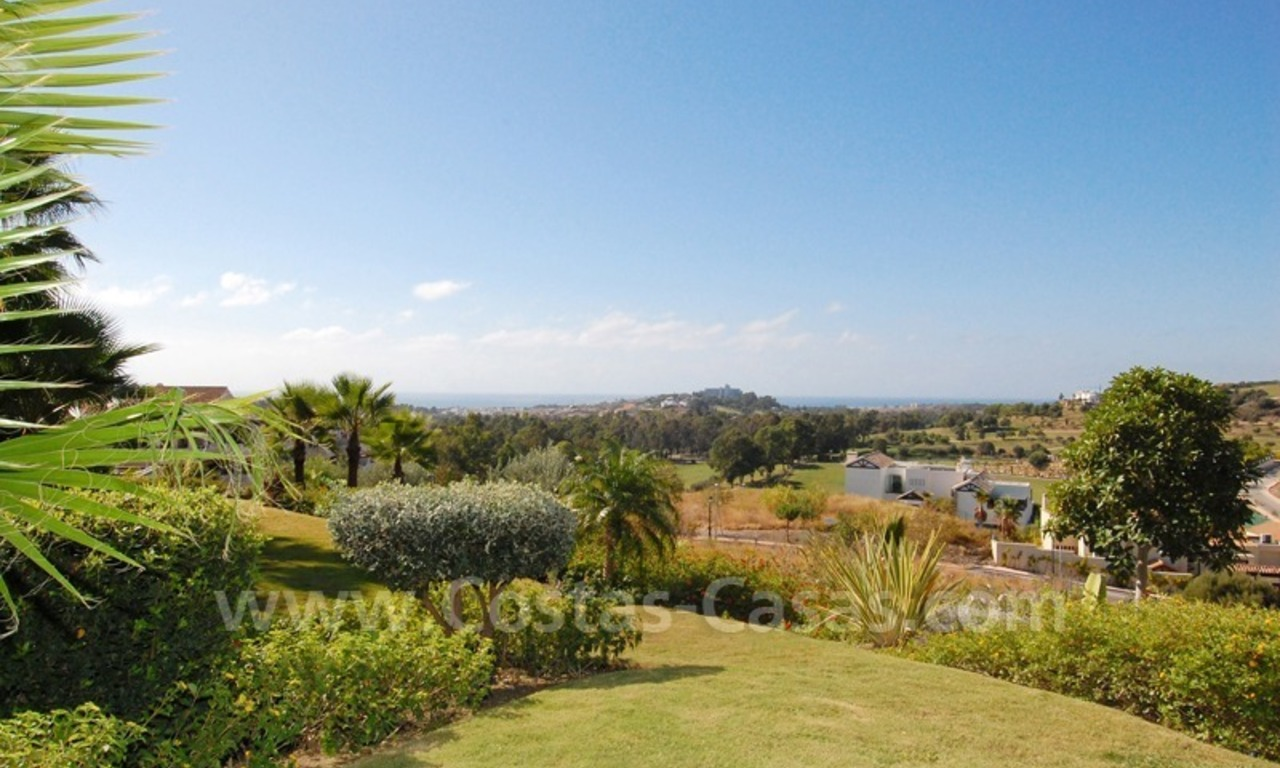 Mediterranean styled apartments for sale in Benahavis – Marbella - Estepona 14