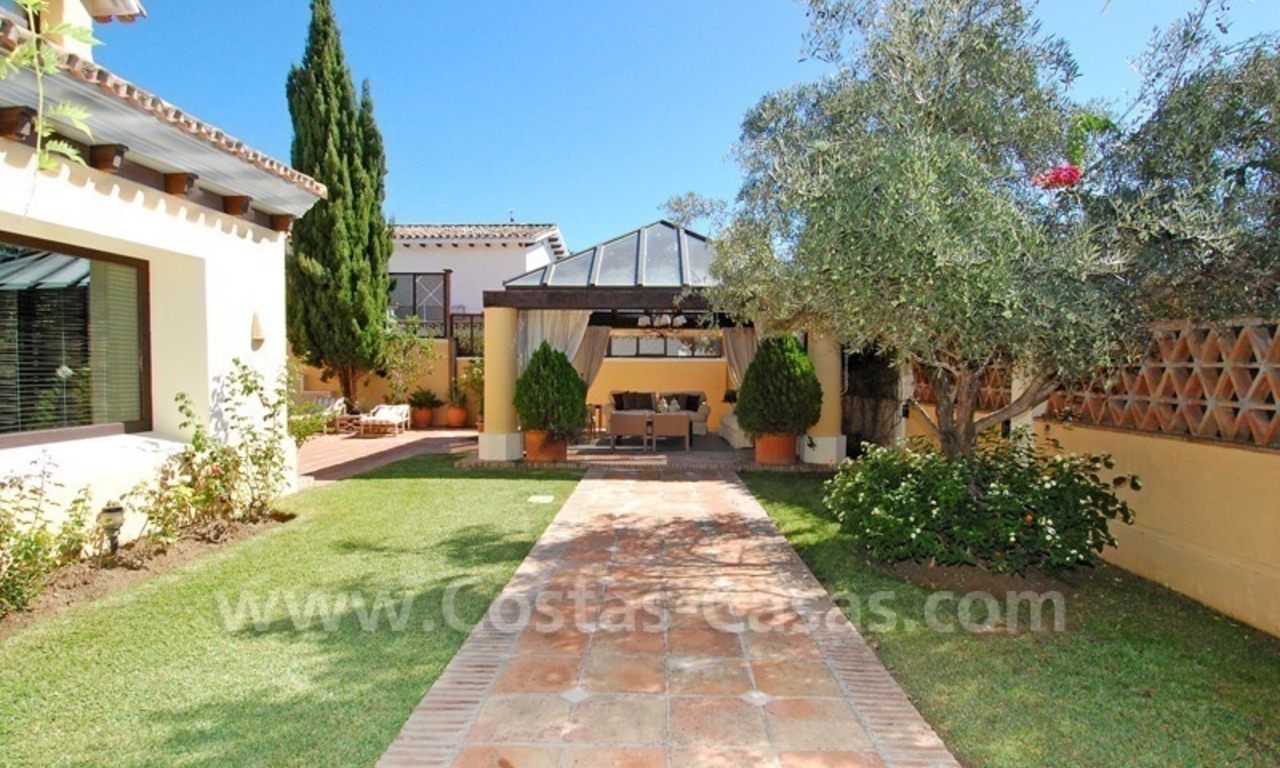 Luxury villa to buy near San Pedro in Marbella 2