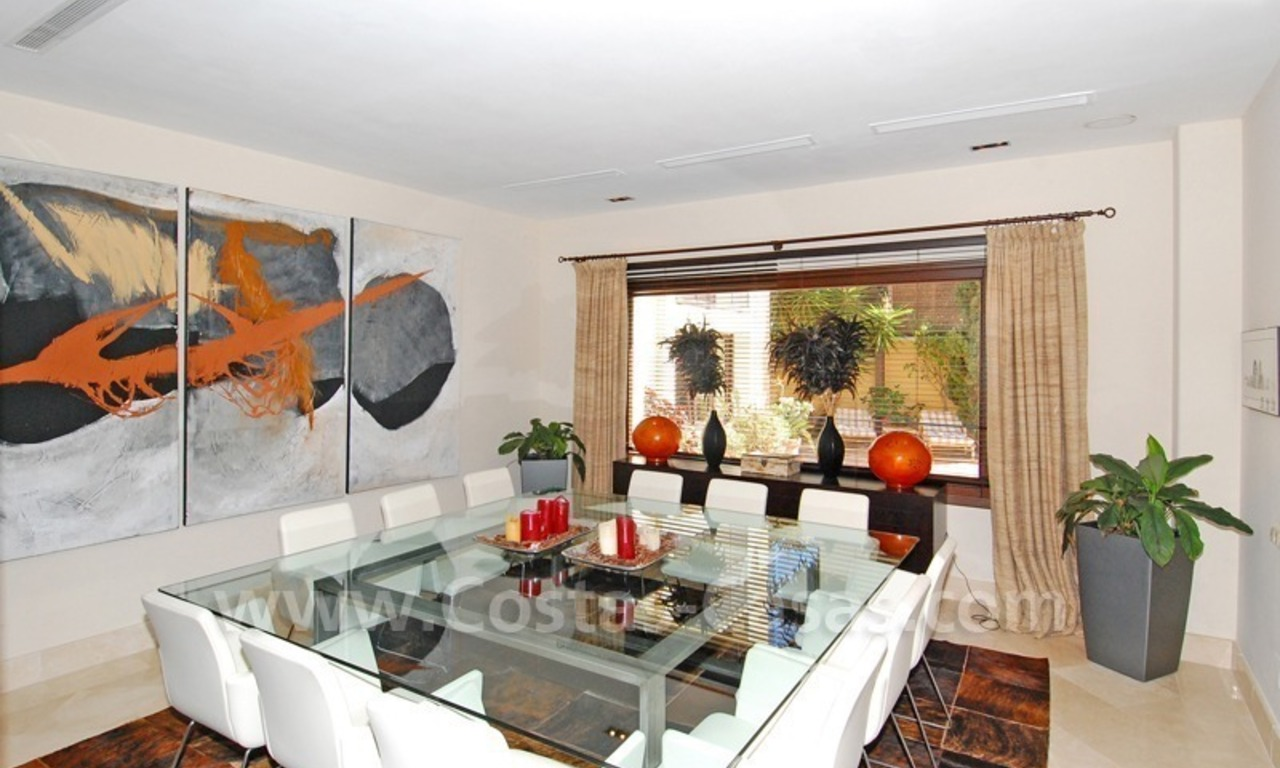 Luxury villa to buy near San Pedro in Marbella 11