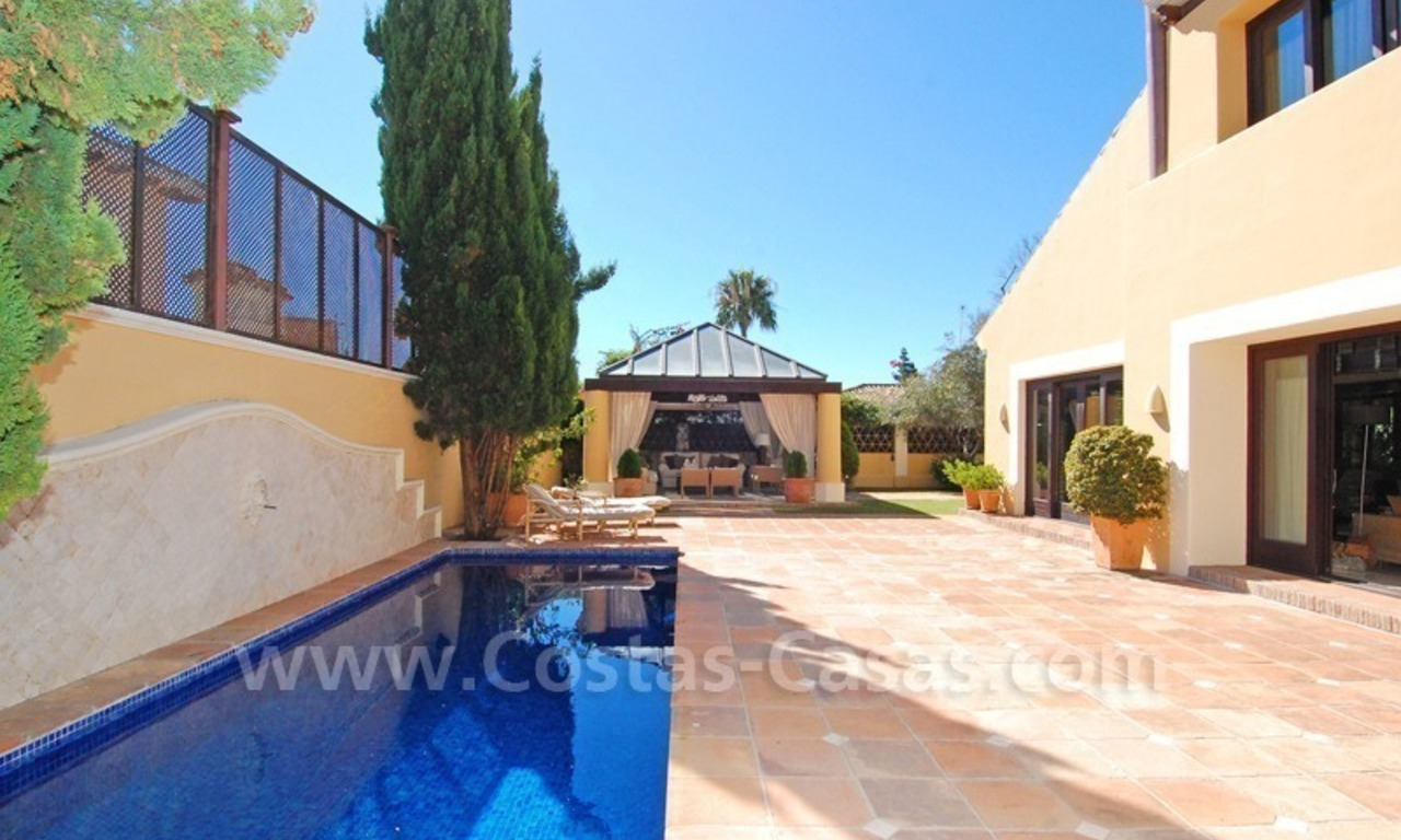 Luxury villa to buy near San Pedro in Marbella 4