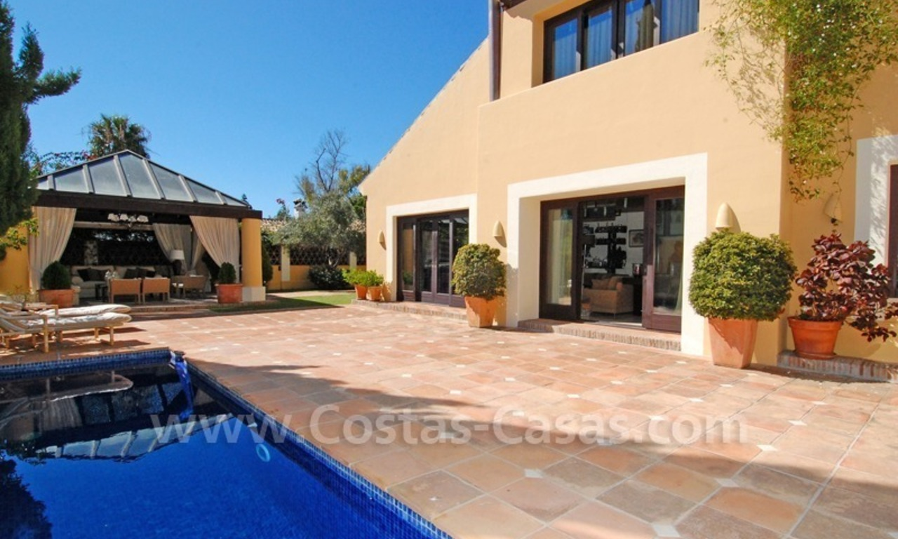 Luxury villa to buy near San Pedro in Marbella 5