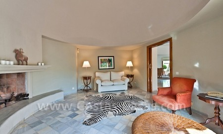 Cozy rustic styled villa to buy in the area of Marbella - Benahavis 7
