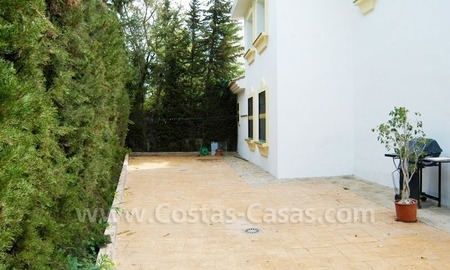 Bargain Andalusian style detached villa to buy in West Marbella 7
