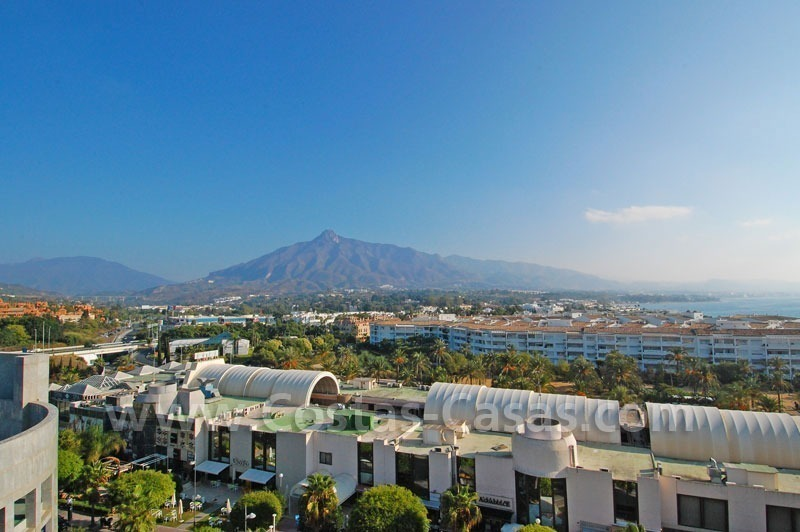 Penthouse apartment to buy in Puerto Banus – Marbella 1