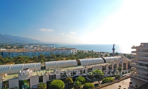 Penthouse apartment to buy in Puerto Banus – Marbella