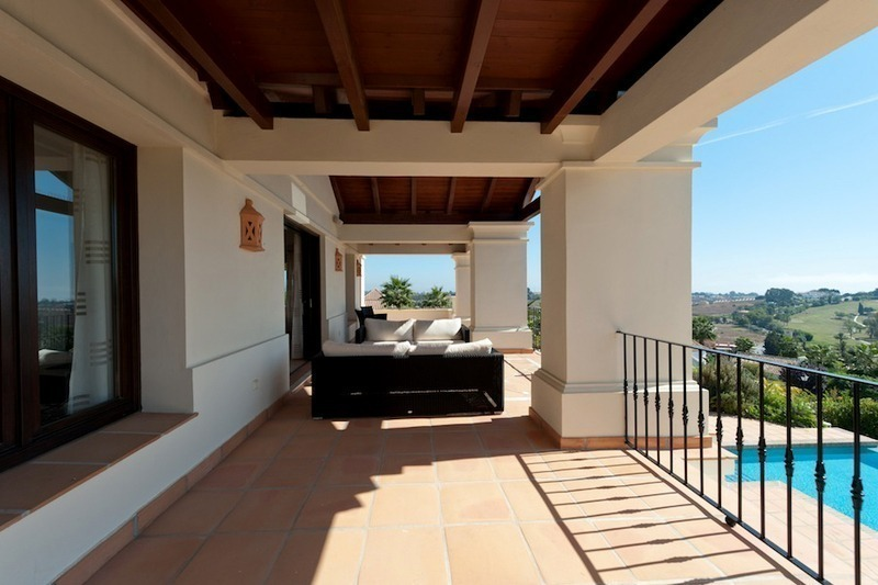 Luxury villa for sale in Marbella - Benahavis 11