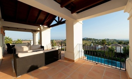 Luxury villa for sale in Marbella - Benahavis 13