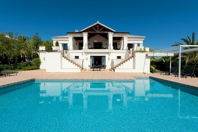 Luxury villa for sale in Marbella - Benahavis 0