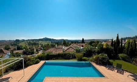 Luxury villa for sale in Marbella - Benahavis 3
