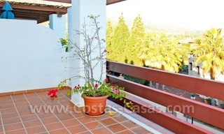 Bargain spacious duplex penthouse for sale on the Golden Mile in Marbella 4