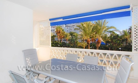 Beachside luxury apartment for sale in Puerto Banus – Marbella 2