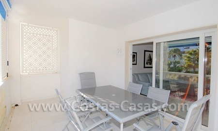 Beachside luxury apartment for sale in Puerto Banus – Marbella 3