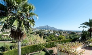 Luxury villa for sale in an exclusive gated golf community in Marbella – Benahavis 4