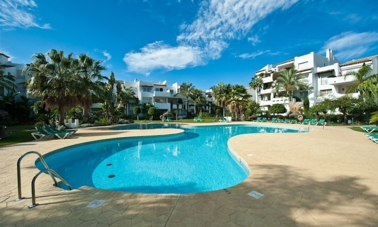 Apartments for sale, in Costalita, New Golden Mile, between Marbella and Estepona town 1