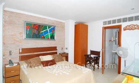 Villa for sale in an up-market area of Nueva Andalucía, Marbella 20