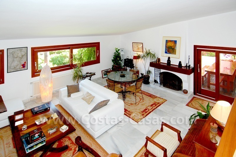 Villa for sale in an up-market area of Nueva Andalucía, Marbella 13