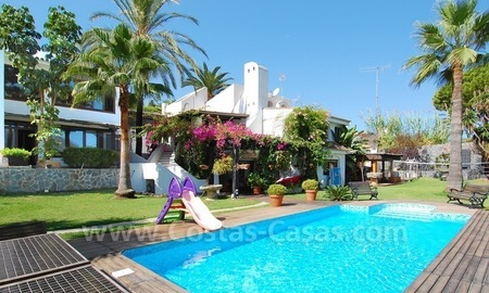 Villa for sale in an up-market area of Nueva Andalucía, Marbella 3