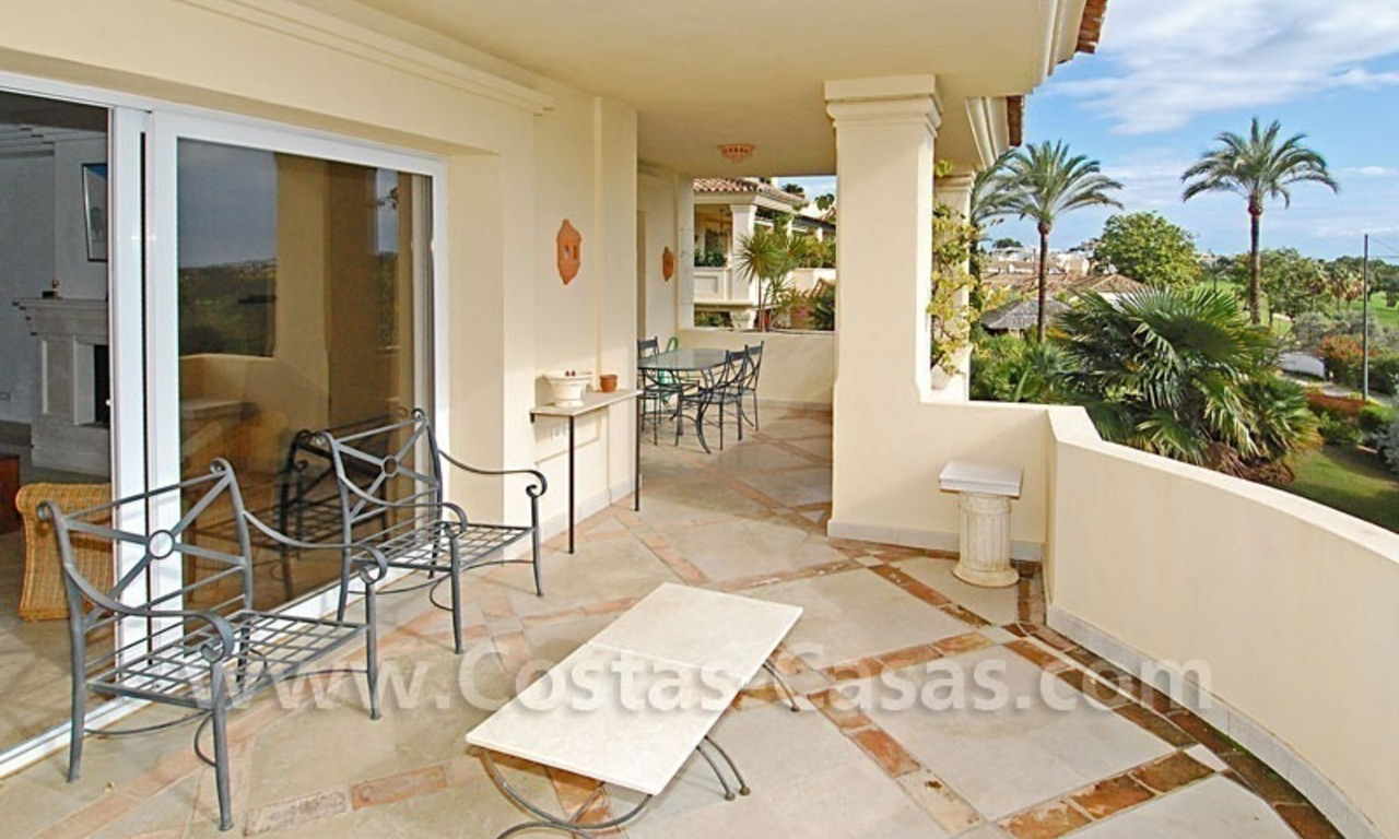 Spacious luxury apartment for sale in Nueva Andalucia, Marbella 1