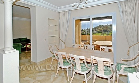 Luxury penthouse apartment for sale in Nueva Andalucia, Marbella 6