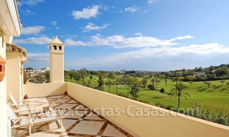 Luxury penthouse apartment for sale in Nueva Andalucia, Marbella 3