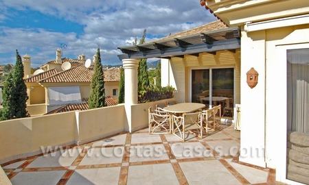Luxury penthouse apartment for sale in Nueva Andalucia, Marbella 4