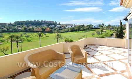 Luxury penthouse apartment for sale in Nueva Andalucia, Marbella 2