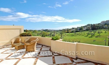 Luxury penthouse apartment for sale in Nueva Andalucia, Marbella 1