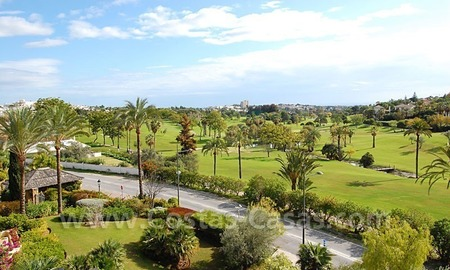 Luxury penthouse apartment for sale in Nueva Andalucia, Marbella