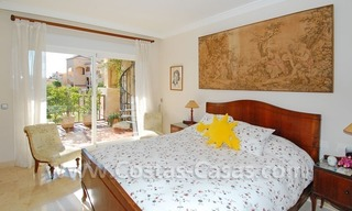Modern andalusian styled 4 bed-roomed duplex penthouse for sale, Benahavis – Marbella - Estepona 13
