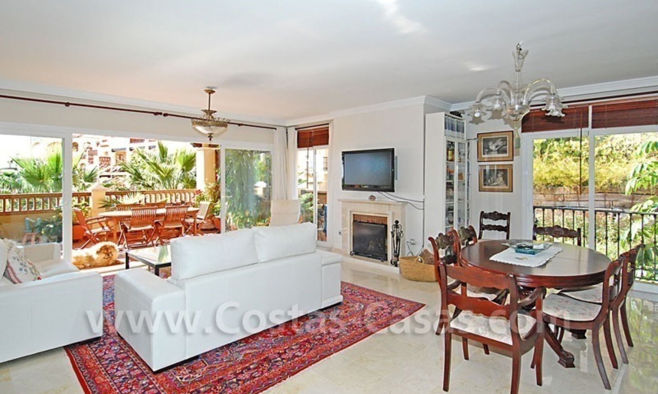 Modern andalusian styled 4 bed-roomed duplex penthouse for sale, Benahavis – Marbella - Estepona 9