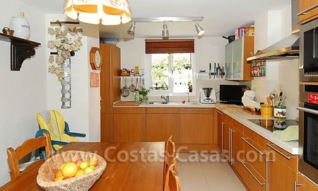 Modern andalusian styled 4 bed-roomed duplex penthouse for sale, Benahavis – Marbella - Estepona 10