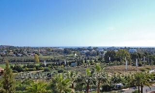 Modern andalusian styled 4 bed-roomed duplex penthouse for sale, Benahavis – Marbella - Estepona 5
