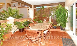 Modern andalusian styled 4 bed-roomed duplex penthouse for sale, Benahavis – Marbella - Estepona 2