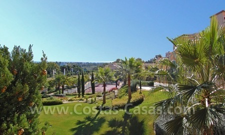 Modern andalusian styled 4 bed-roomed duplex penthouse for sale, Benahavis – Marbella - Estepona 3