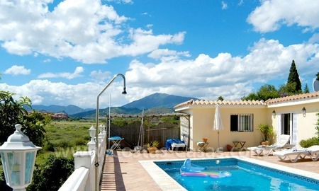 Bargain renovated detached villa for sale in Marbella 3