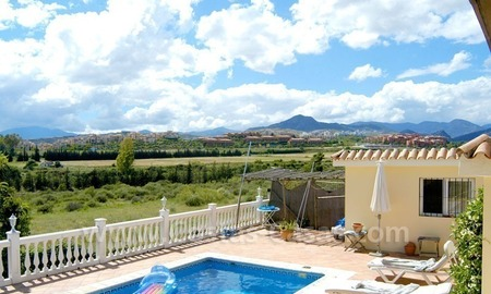 Bargain renovated detached villa for sale in Marbella 2