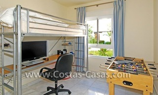 First line beach apartment for sale in Frontline beach gated complex at San Pedro te Marbella 12