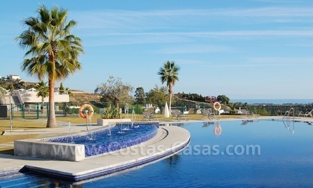 New luxury penthouse holiday apartment for rent in contemporary style, Marbella - Costa del Sol 7