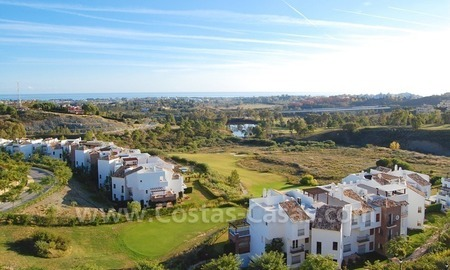 New luxury penthouse holiday apartment for rent in contemporary style, Marbella - Costa del Sol 18