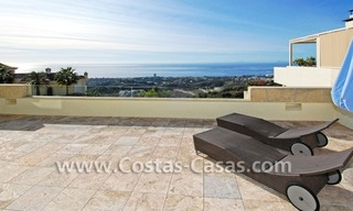 Modern luxury penthouse apartment for sale in Marbella 3
